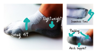 running_socks_best_for_ marathon